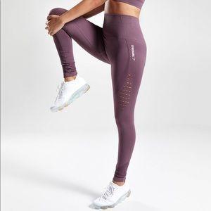 Gymshark high-waisted seamless leggings